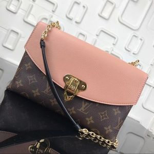 Louis Vuitton st placide pink monogram